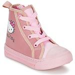 Zapatillas altas Hello Kitty TANSIOUR