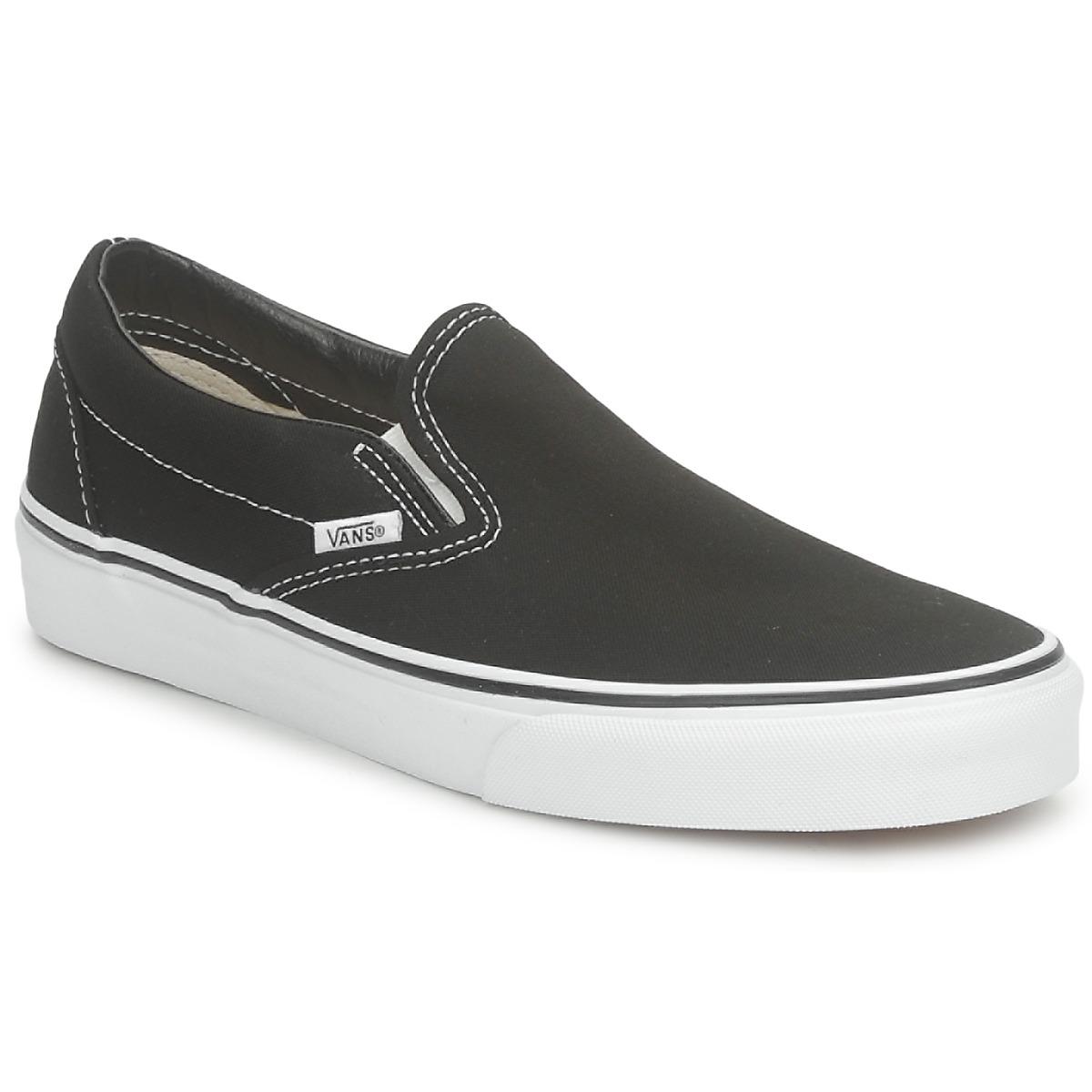 Vans CLASSIC SLIP-ON Negro