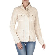 cazadoras Gant COTTON LINEN 4PKT JACKET