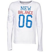 Camisetas manga larga New Balance NBSS1404 GRAPHIC LONG SLEEVE TEE