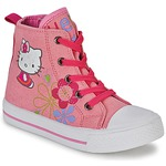 Zapatillas altas Hello Kitty HK LONS