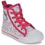 Zapatillas altas Hello Kitty LYNDA