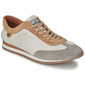 Zapatos Hombre Zapatillas bajas Pataugas ISIDO Gris
