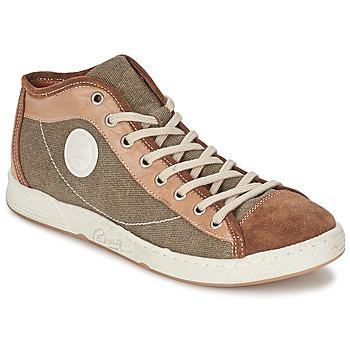 Zapatos Hombre Zapatillas altas Pataugas JAMES H Camel