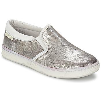 Zapatos Niños Slip on Pataugas JLIP/S Plateado