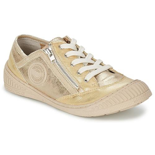 Zapatos Niños Zapatillas bajas Pataugas RAP J Platino