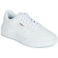 Zapatos Mujer Zapatillas bajas Puma CALI Blanco
