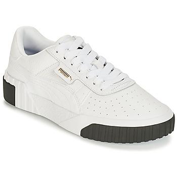 Zapatos Mujer Zapatillas bajas Puma CALI Blanco / Negro