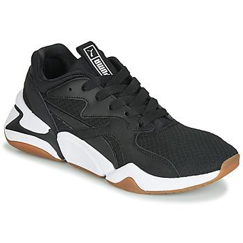 Zapatos Mujer Zapatillas bajas Puma WN NOVA 90'S BLOC.BL-BL Negro
