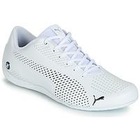 Zapatos Hombre Zapatillas bajas Puma BMW DRIFT CAT 5 ULTRA.WHT Blanco