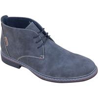 Zapatos Hombre Botas Goor  Azul Marino