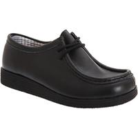 Zapatos Niño Derbie Route 21  Negro
