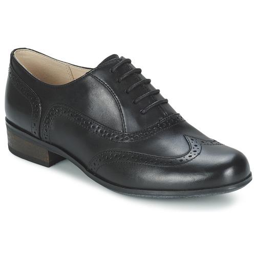 Zapatos Mujer Richelieu Clarks HAMBLE OAK Negro