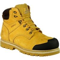 Zapatos Hombre zapatos de seguridad  Amblers 226 S3 WP Miel