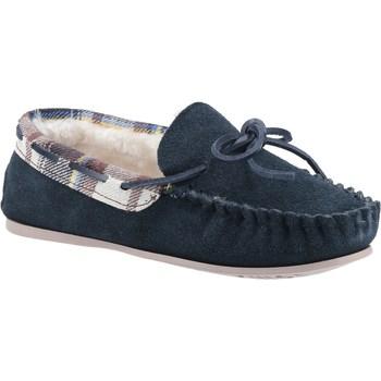 Zapatos Mujer Pantuflas Cotswold  Azul marino