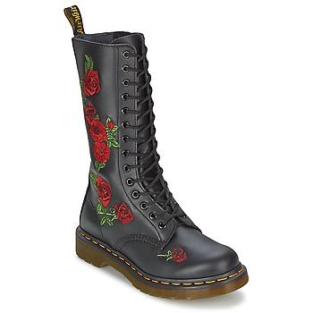 Zapatos Mujer Botas urbanas Dr Martens VONDA Negro