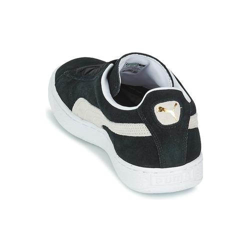 Puma Suede Zapatillas Bajas NegroBlanco Zapatos Classic y0mNOv8nw