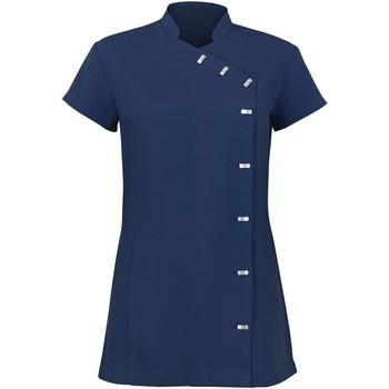 textil Mujer Vestidos cortos Alexandra AX003 Azul marino