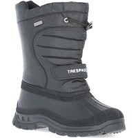 Zapatos Niños Botas de nieve Trespass  Negro
