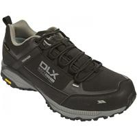 Zapatos Hombre Senderismo Trespass Magellan Negro