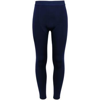 textil Niña Leggings Tridri TR17B Azul marino