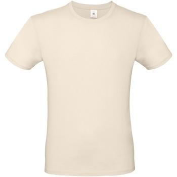 textil Hombre Camisetas manga corta B And C TU01T Natural