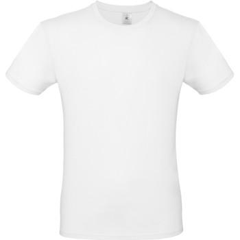 textil Hombre Camisetas manga corta B And C TU01T Blanco