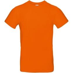 textil Hombre Camisetas manga corta B And C TU03T Naranja