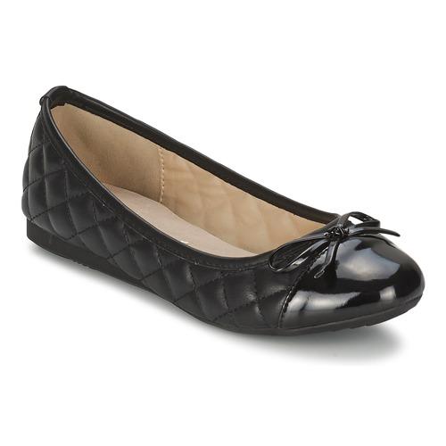 Zapatos Mujer Bailarinas-manoletinas Moony Mood NIELA Negro