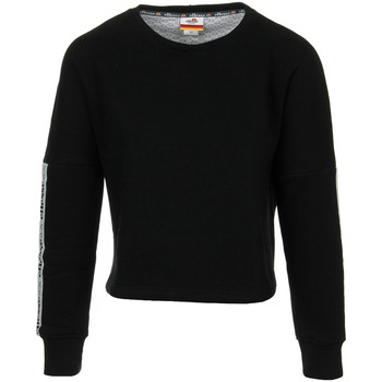 textil Mujer sudaderas Ellesse Eh F Cropped SWS Noir Negro