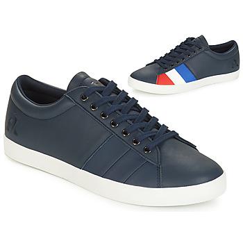 Zapatos Hombre Zapatillas bajas Le Coq Sportif FLAG Azul