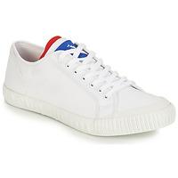 Zapatos Zapatillas bajas Le Coq Sportif NATIONALE Blanco / Azul / Rojo