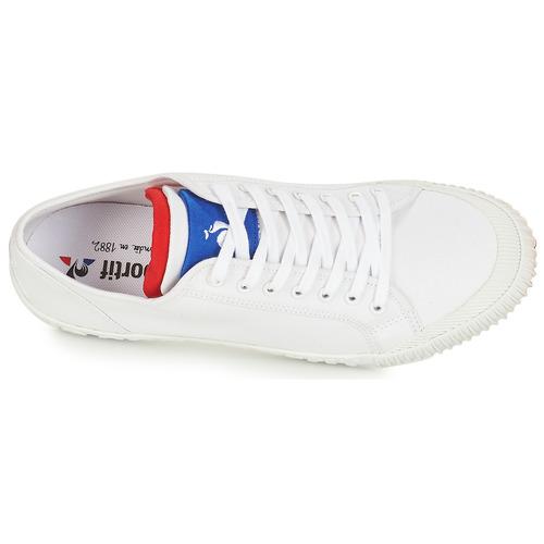 Zapatos Nationale Rojo Coq BlancoAzul Sportif Bajas Le Zapatillas fgby6Y7