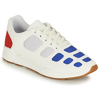 Zapatos Hombre Zapatillas bajas Le Coq Sportif ZEPP Blanco / Azul / Rojo