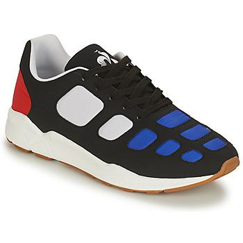 Zapatos Hombre Zapatillas bajas Le Coq Sportif ZEPP Negro / Azul / Rojo