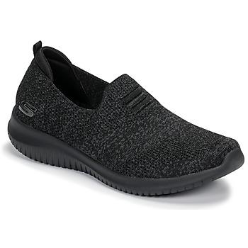 Zapatos Mujer Slip on Skechers ULTRA FLEX Negro