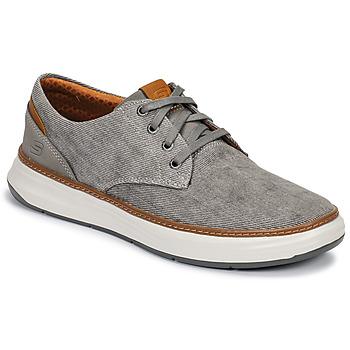 Zapatos Hombre Zapatillas bajas Skechers MELFIS Gris