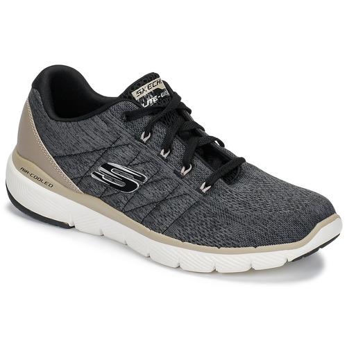 Zapatos Hombre Fitness / Training Skechers FLEX ADVANTAGE 3.0 Negro