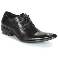 Zapatos Hombre Derbie Kdopa ARNOLD Negro