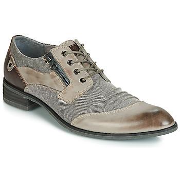 Zapatos Hombre Derbie Kdopa MONTMARTRE Gris