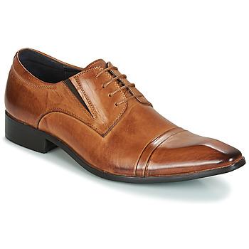 Zapatos Hombre Derbie Kdopa LENNON Marrón