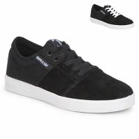 Zapatos Zapatillas bajas Supra STACKS II Negro / Blanco