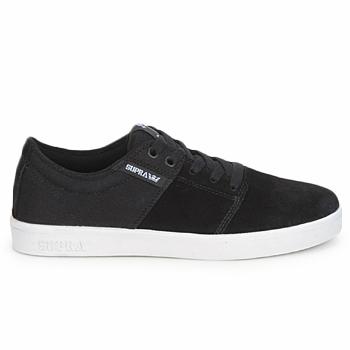 Supra STACKS II Negro / Blanco