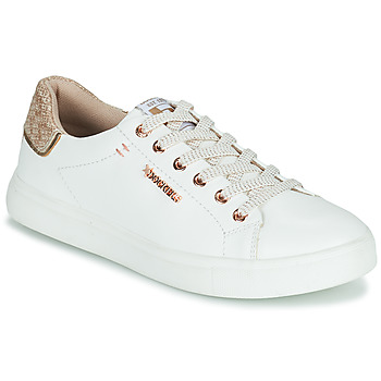 Zapatos Mujer Zapatillas bajas Dockers by Gerli 44MA201-594 Blanco