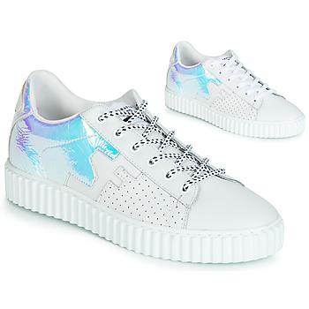 Zapatos Mujer Zapatillas bajas Serafini MADISON Blanco