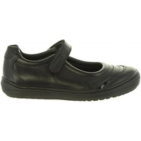 Zapatos Niña Derbie & Richelieu Geox J847VC 043HH J HADRIEL Negro