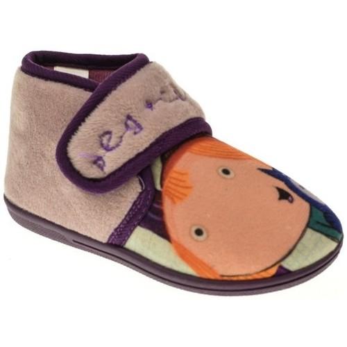 Zapatos Niña Pantuflas Cerda 3320 Rosa