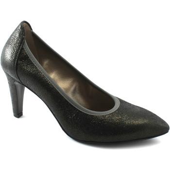 Zapatos Mujer Zapatos de tacón Melluso MEL-I18-D5142-FU Grigio