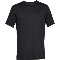 textil Hombre camisetas manga corta Under Armour Sportstyle Left Chest Tee 1326799-001