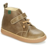 Zapatos Niño Botas de caña baja El Naturalista PAPUA Kaki